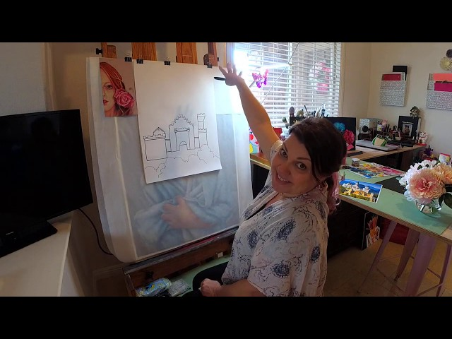 Lesson 1: Lets draw a castle