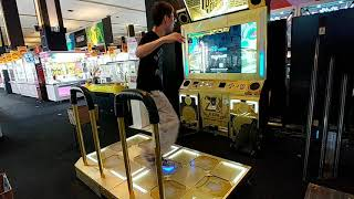 """「BUTTERFLY (20th Anniversary Mix) / BEMANI sound Team """"Sota F.""""」#DDR freestyle"""