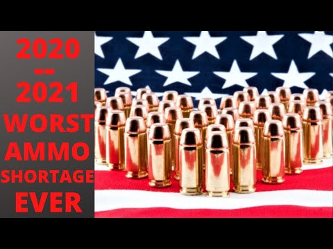 2020 - 2021 AMMO SHORTAGE: The Worst Ammo Shortage And Highest Prices I Have Ever Seen