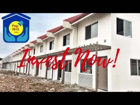 RENT TO OWN House and Lot thru PagIBIG financing SANTORINI ESTATES in Rizal PagIBIG Housing