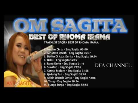 Full Album SAGITA Terbaru 2016  ( Best Of The Best Rhoma Irama )