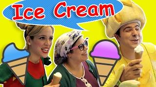 فوزي موزي وتوتي – دكان البوظة – Ice cream shop
