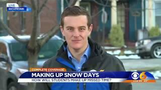 CBS 6  News at 5 p.m. -- Jan. 18, 2018