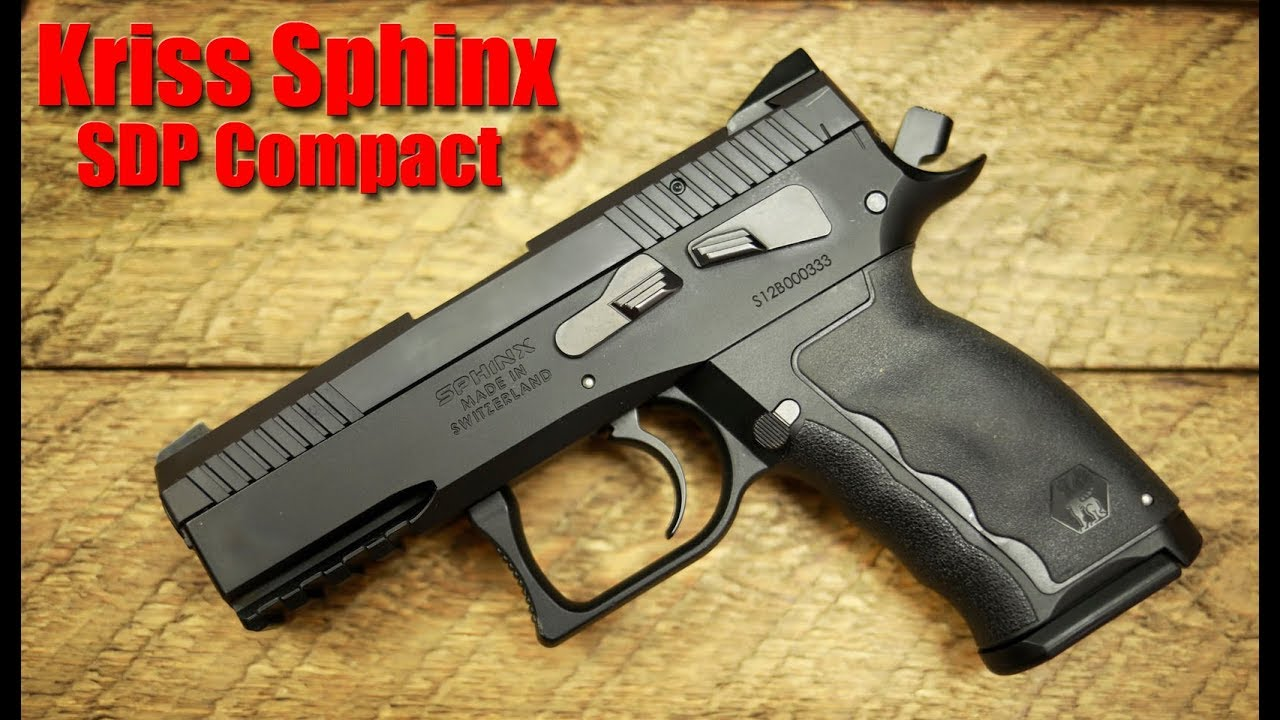 Kriss Sphinx SDP Compact Review
