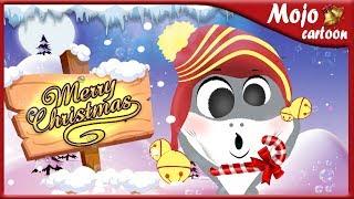 Christmas Song | Baby Shark Christmas Song | Baby Shark Xmas , Santa Shark | (ABCKIDSTV)