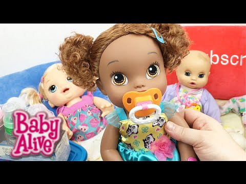 Baby Alive Doll Walmart Haul With Bottles Sleeper