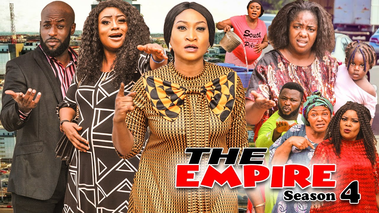 Download The Empire (Episode 4) Trending 2020 Recommended Nigerian Nollywood Movie
