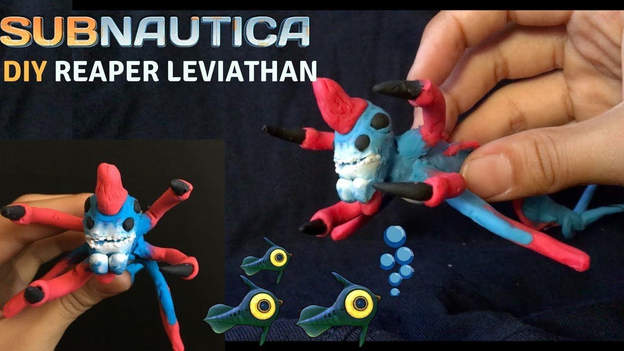 DIY reaper leviathan from \