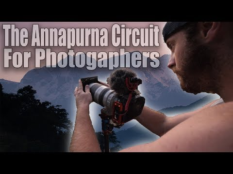Packing For Annapurna As A Photographer