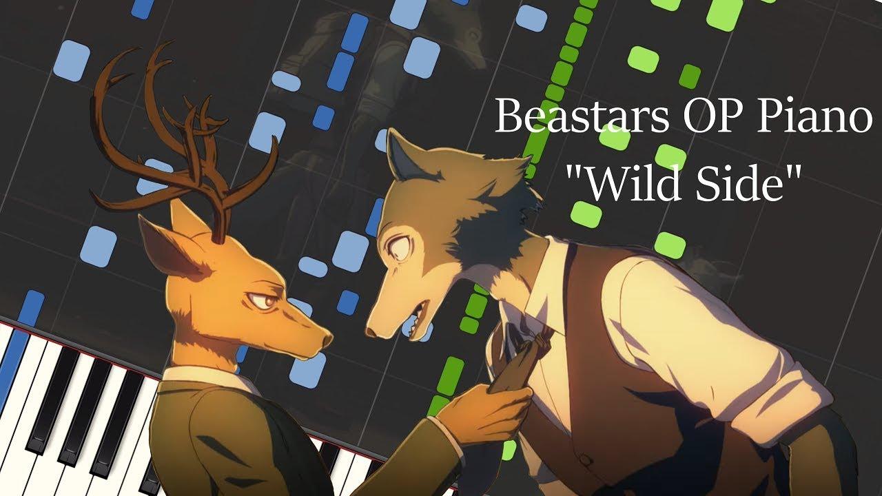 "Beastars Opening Piano - ""Wild Side"" by ALI Chords - Chordify"