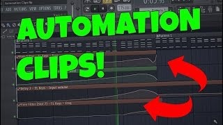 Automation Clips - Automate Everything | FL Studio Beginners Tutorial 9