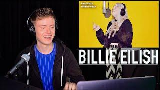 Singer Reacts to Billie Eilish | Best VS Worst Vocals