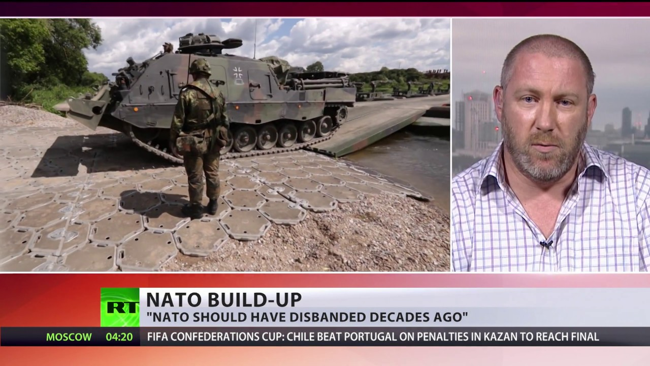 'Ready for any aggression': NATO sees biggest spending increase since 2014