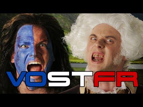 George Washington vs William Wallace VOSTFR - ERB Saison 3.5