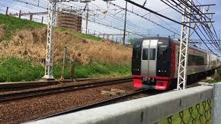 名鉄電車 栄生~名古屋間