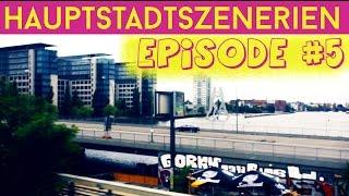 HAUPTSTADTSZENERIEN #5 (Melanie Minuit, Filmmusik, Spree, Berlin, Wasser, Bucht)