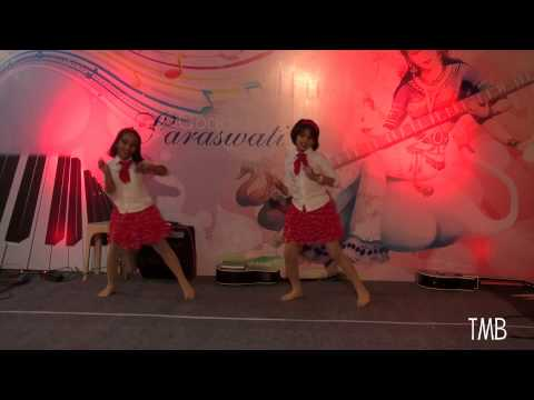 Raghupati Raghav (Krrish 3) - Dance Performance by  Nandini & Alakananda