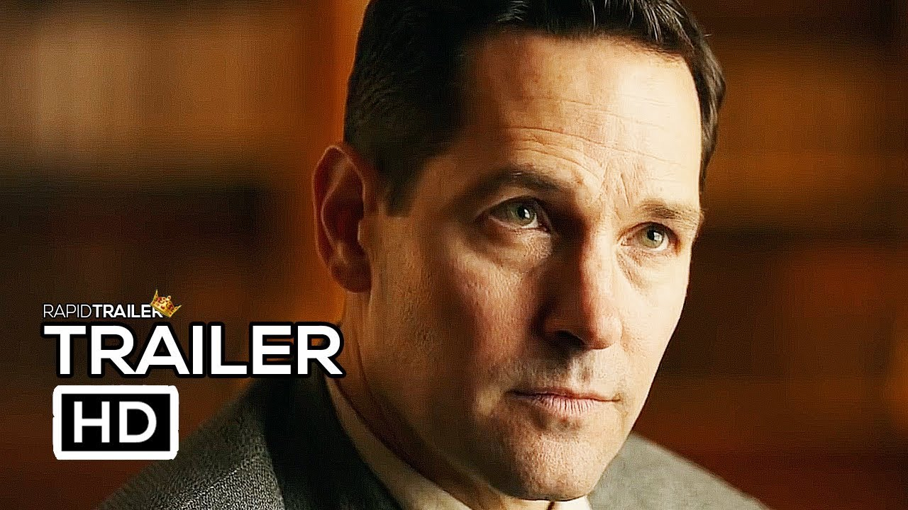 Download THE CATCHER WAS A SPY Official Trailer (2018) Paul Rudd, Guy Pearce Movie HD