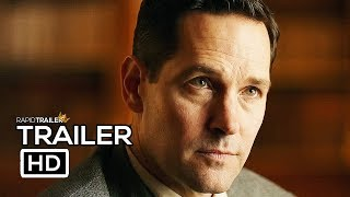 THE CATCHER WAS A SPY Official Trailer (2018) Paul Rudd, Guy Pearce Movie HD