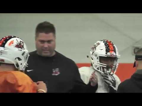 2018 Massillon Tigers Behind The Athlete