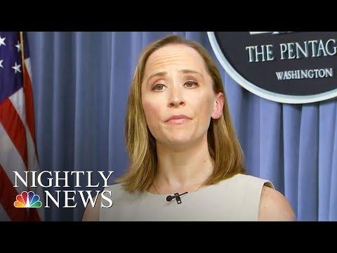 New Information Emerges On Niger Ambush   NBC Nightly News