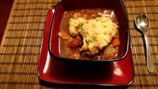 Slow Cooker Sunday: Jen's Beef Stew And Gluten Free Dumplings
