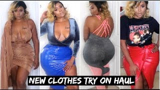 $99 SUPER LIT BOOHOO TRY ON HAUL + CLOSET SALE- Curvy and Plus Size friendly
