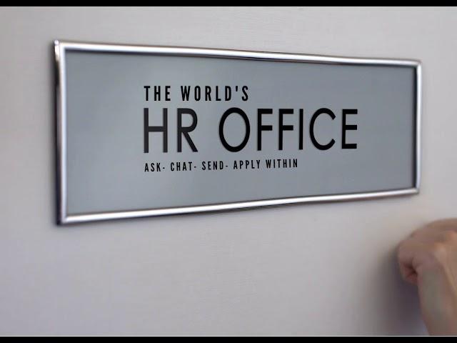 HR office frontdesk