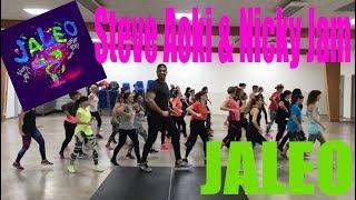 Hakim - ♬♪ Jaleo - Steve Aoki & Nicky Jam Video
