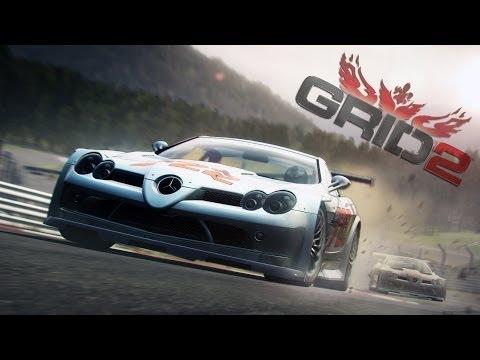 GRID 2 2013 Скачать через торрент игру