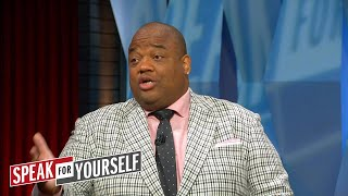 Jason Whitlock reveals why the Pacers won the Paul George trade instead OKC | SPEAK FOR YOURSELF