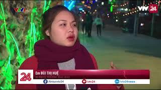 Không khí Giáng sinh tại xứ đạo Nam Định | VTV24
