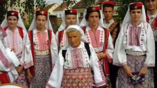 Croatian Folklore: Vrlika - Pitaju Me Odakle Si Mala