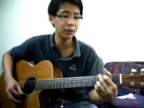 All For Love Instructional - Hillsong (Daniel Choo)
