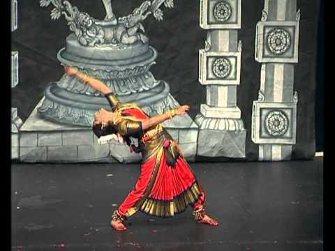 Indian snake Dance ( nadhar mudimel ) Bharatanatyam