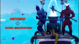 [OG YT in Fortnite] ep4: Getaway + Close Encounters