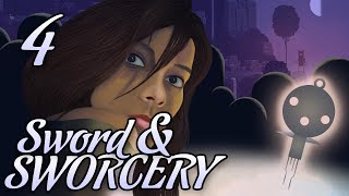 Superbrothers: Sword & Sworcery EP - Finding A Lost Key - Part 4 - Aery ♥ Plays