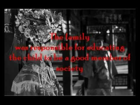 Family Life In Ancient China