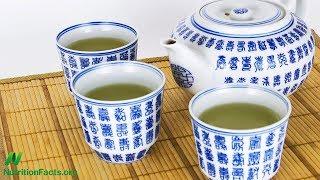 Zelený čaj na zvýšení imunitní obrany proti virům