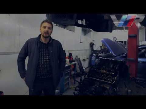 Проблемы с N62?! BMW X5 4.8 замена маслосъемных  колпачков!!!