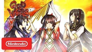 GOD WARS: The Complete Legend - Launch Trailer - Nintendo Switch