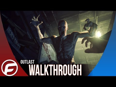 Outlast Walkthrough Part 7 The Doctor Is...