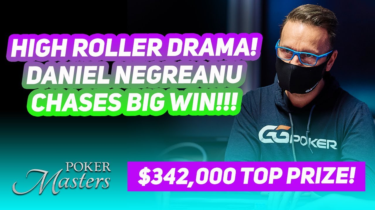 Download Can Daniel Negreanu Win Another High Roller Title at the Poker Masters?