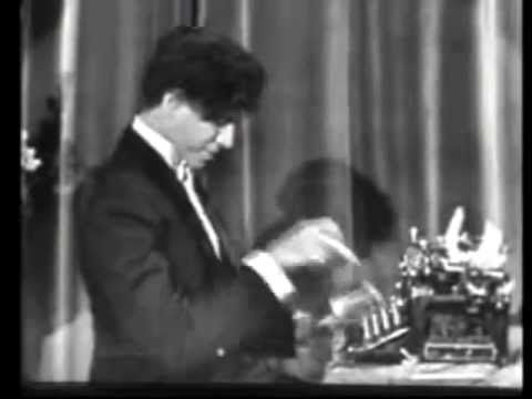 JERRY LEWIS LA MÁQUINA DE ESCRIBIR 1980