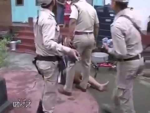 Shocking Video of Manipur Police Brutality on the innocent Indigenous People of Manipur