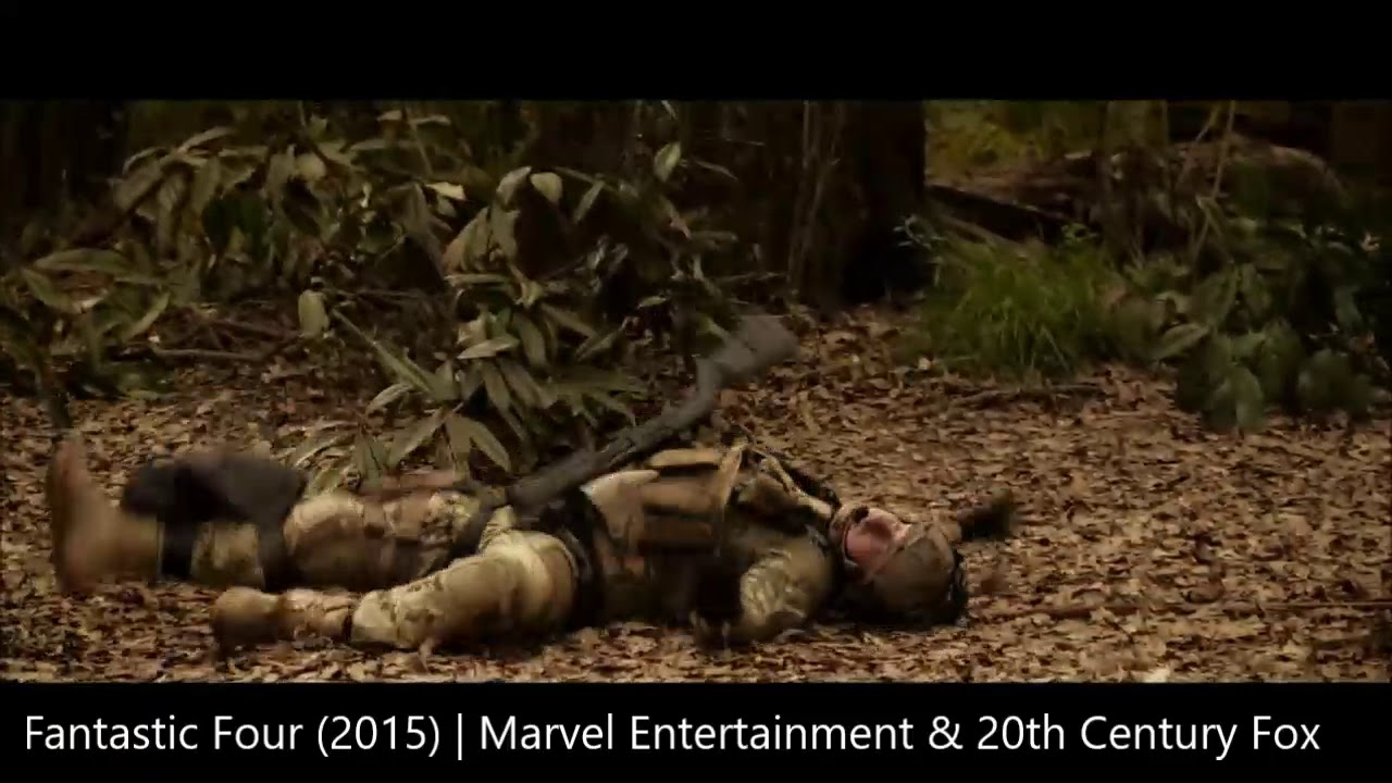 Download Fantastic Four (2015) Fight Scenes