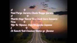 Bipul chettri Asaar with lyrics Cover
