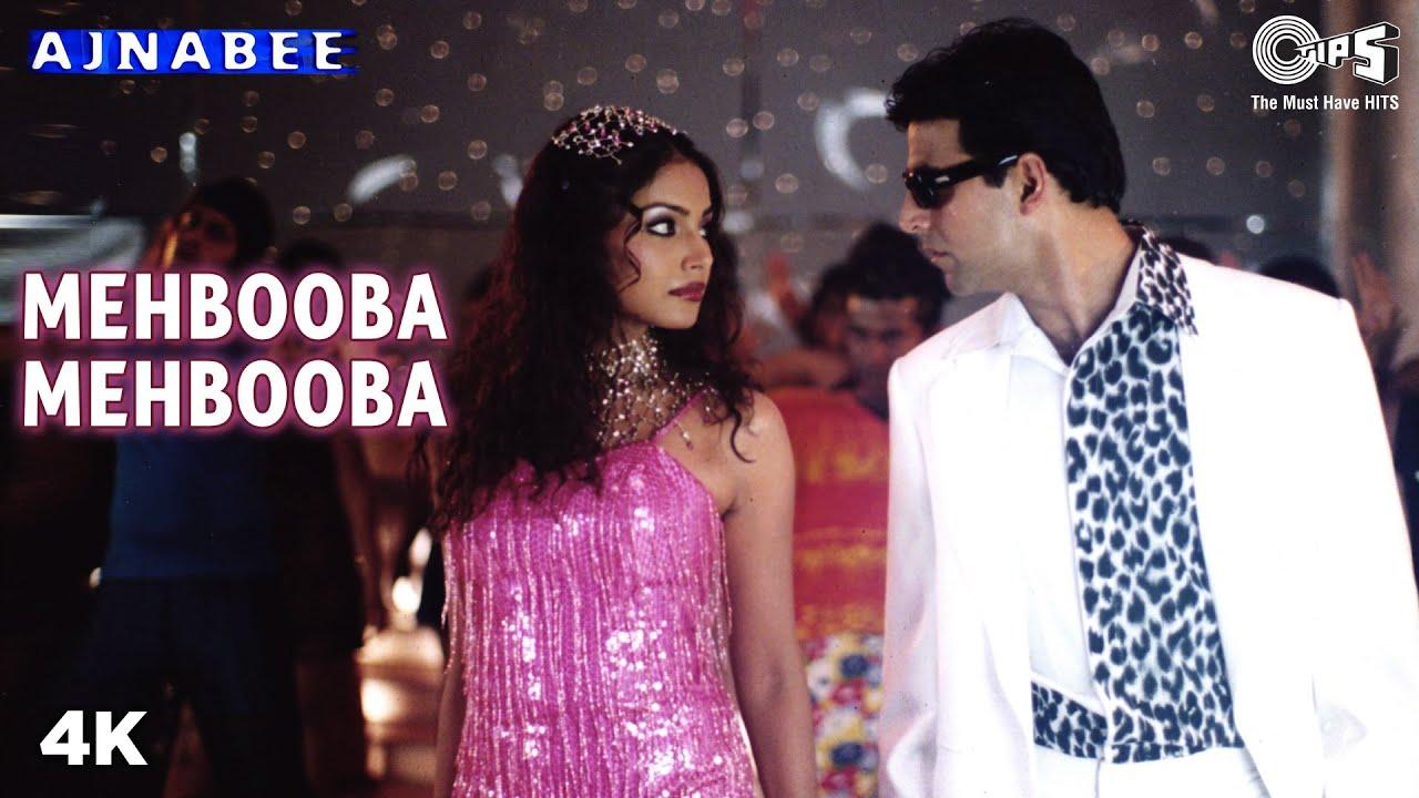 Download Mehbooba Mehbooba Full Video - Ajnabee | Akshay Kumar, Bipasha Basu | Adnan Sami, Sunidhi Chauhan