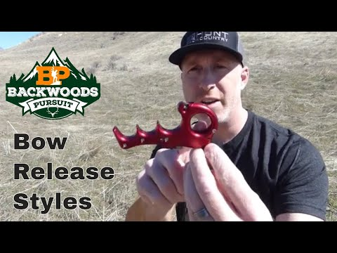 Types Of Bow Release Aids: Best Release Aid For Hunting