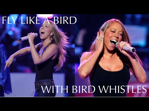 Mariah Carey - Fly Like A Bird - Instrumental With Whistles